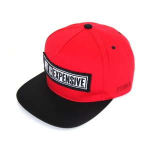 ART IS SNAPBACK (red)