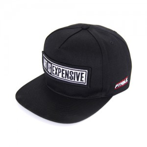 ART IS SNAPBACK (black)