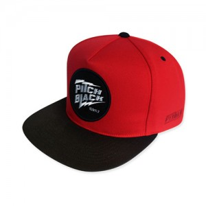 BASIC LOGO SNAPBACK (red)