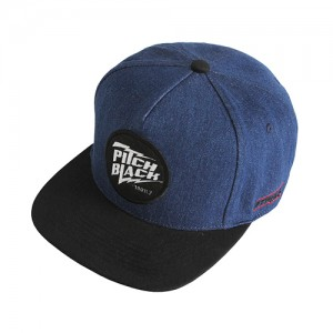 DENIM LOGO SNAPBACK (blue)
