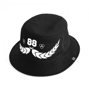 88 OLYMPIC BUCKETHAT (black)