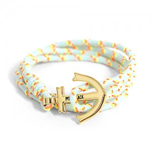 Anchor Bracelet And Necklace (GD17)