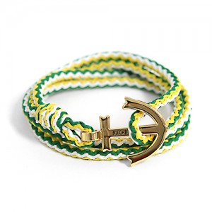 Anchor Bracelet And Necklace (GD15)