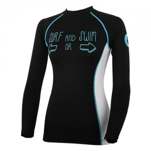 SURF SWIM RGW (black)