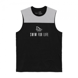 SWIM FOR LIFE MS (black)