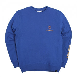 GOD SAVE MMB (royal blue)