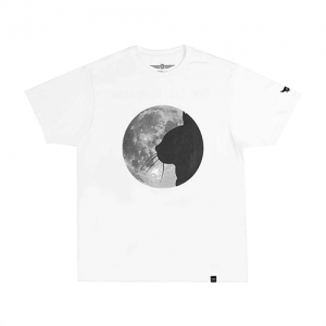 MOON CAT STS (WHITE)