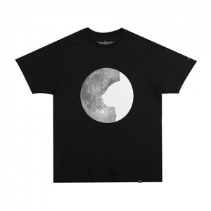 MOON CAT STS (BLACK)