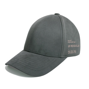 IR-REGULAR BALL CAP (GREY)