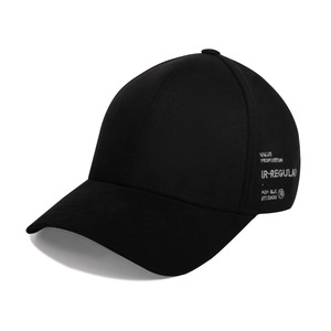 IR-REGULAR BALL CAP (BLACK)