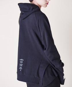 THE YOUTH REGLAN HOODIE (BLACK)