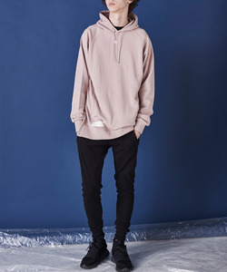 THE YOUTH REGLAN HOODIE (PINK)