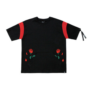 DROP ROSE STS (BLACK)