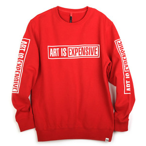 ART IS MMB (red)