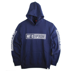 ART IS HOOD (navy)
