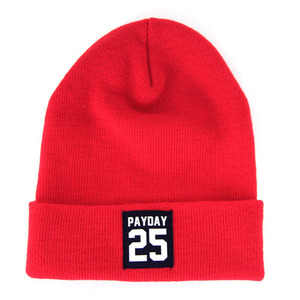 PAYDAY BEANIE (red)