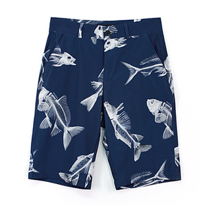 FISH BONE BS (navy)