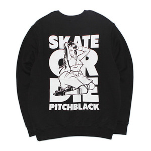 SKATE OR DIE MMB (black)