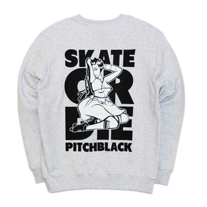 SKATE OR DIE MMB (l-grey)