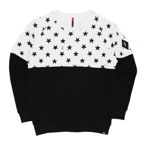 STARRY RAGLAN MMR (white)