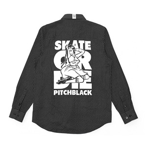 SKATE OR DIE SH (grey)