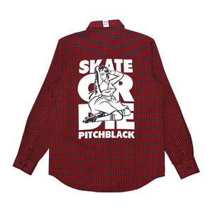 SKATE OR DIE SH (red)